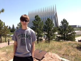 The Air Force Academy, Colorado Springs, Colo., 2013.