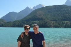... and me and Luke.
